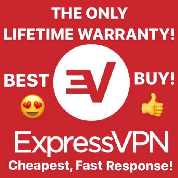 EXPRESS VPN Premium ACCOUNTS LIFETIME WARRANTY PROMOTION Malaysia