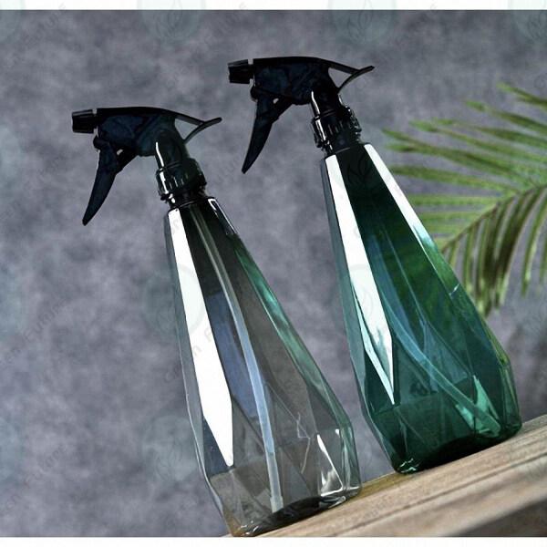 [READY STOCK]1L ocaupin Plastic Spray Bottles Outdoor Indoor House Garden Plants,Squirt Bottle, Plastic Spray Bottles喷壶