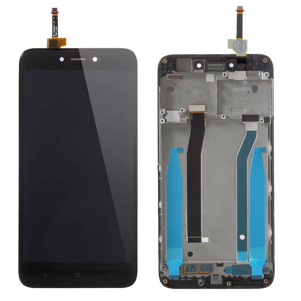 Untuk Xiaomi Redmi 4X Layar LCD OEM dan Digitizer + Kerangka Rakitan Bagian