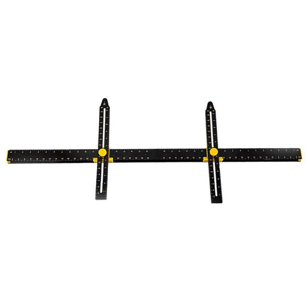 Suspension Measurement Marking Position Level Ruler Picture Hanging Tool
