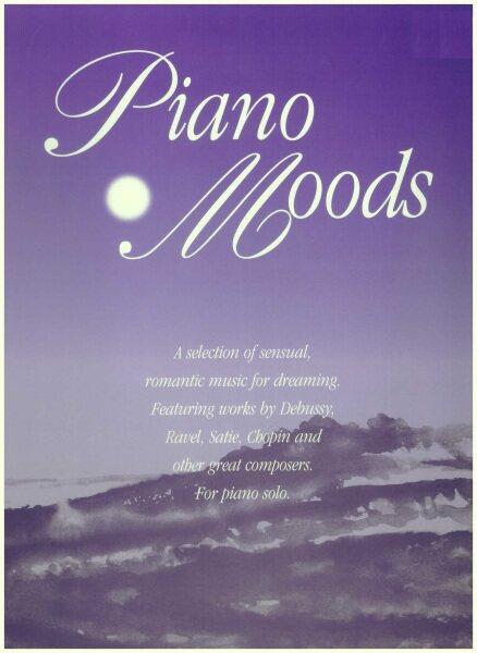 Piano Moods / Piano Solo Book / Solo Book / Piano Book / Music Book Malaysia