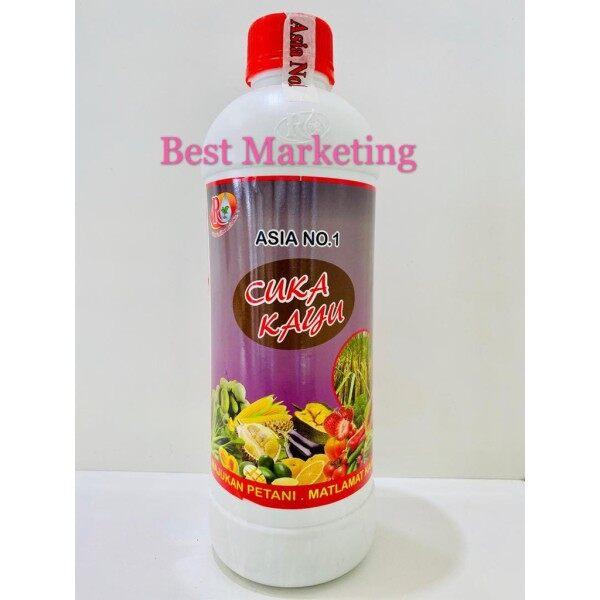 1L - Asia NO 1 Cuka Kayu / Wood Vinegar