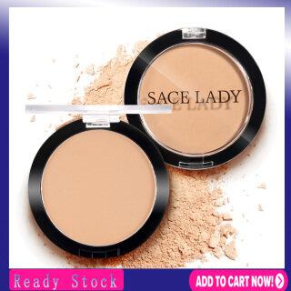 Sace Lady Flawless Bột Bánh Dầu Kiểm Soát Không Thấm Nước Lâu Dài Trang Điểm SACE LADY Làm Trắng Kiểm Soát Dầu Ép Phấn Mặt Đường Viền Làm Đẹp Che Khuyết Điểm thumbnail