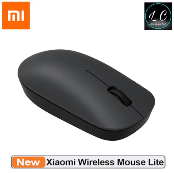 Xiaomi Original Wireless Mouse Lite 2.4GHz Wireless 1000DPI Ergonomic Optical Portable Computer Mouse Malaysia