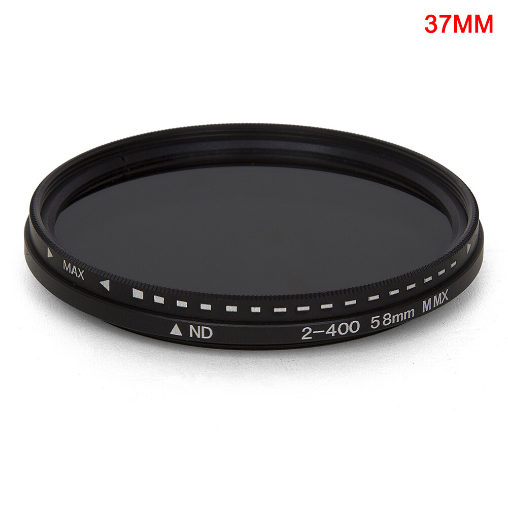 Faderเปลี่ยนแปลงได้nd Filterปรับnd2ถึงnd400ความหนาแน่นเป็นกลางสำหรับเลนส์กล้องถ่ายรูป.