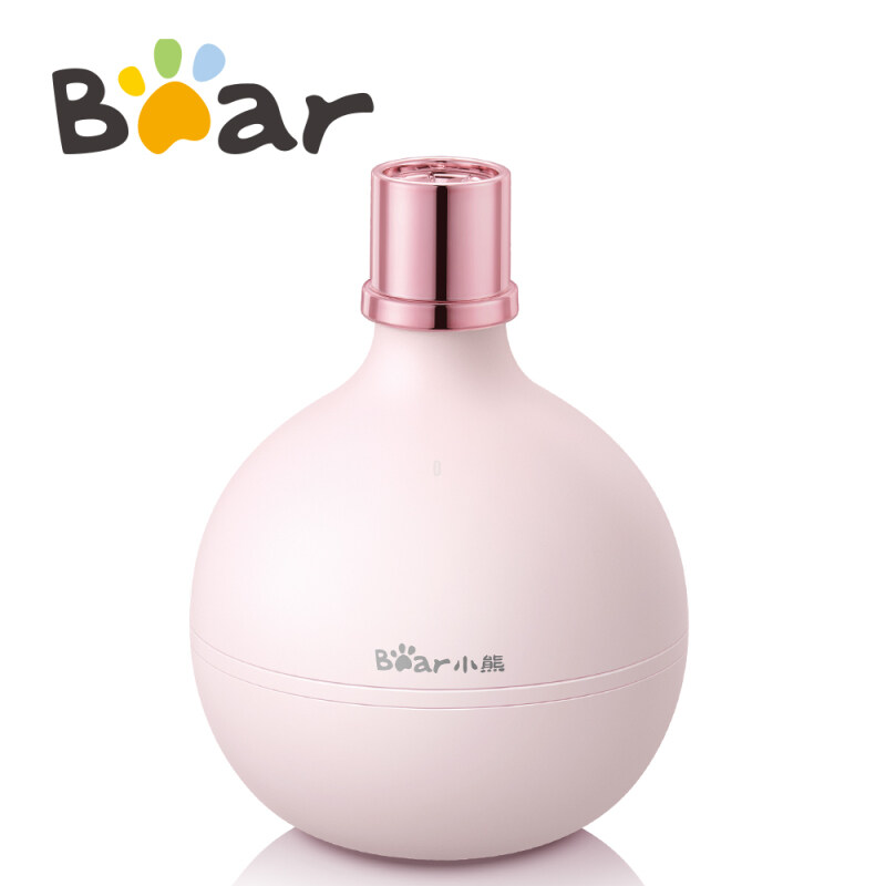 Bear Humidifier Household Small Car Portable Mini USB Bedroom Desk Mute Air Humidifier Pink JSQ-B03A1 Singapore