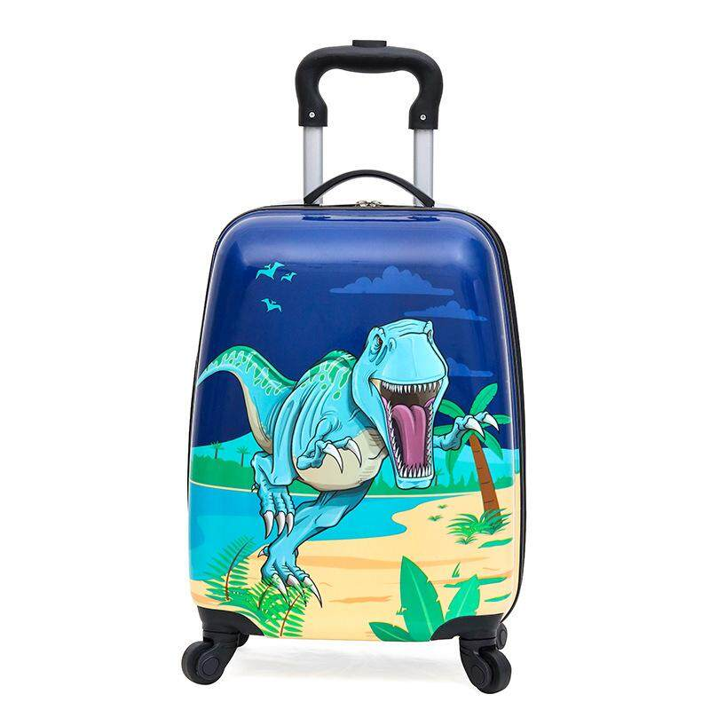18 inch  eggshell bag boys and girls trolley case luggage suitcase