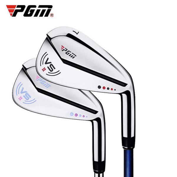 PGM Golf Câu Lạc Bộ Gậy Sắt Câu Lạc Bộ Gậy Golf Bằng Thép Không Gỉ 7 Cho Nam Nữ, Thuận Tay Phải