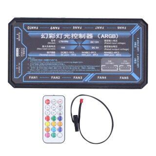 Điều Khiển Từ Xa RF Không Dây Mini Điều Khiển Mờ Cho Dải Đèn LED 7 Màu, DC5V thumbnail
