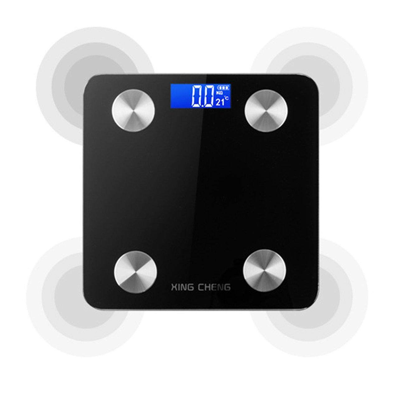 GOOD SHOP Intelligent Body Fat Scale Household Electronic Scale Human Body Weight Scale