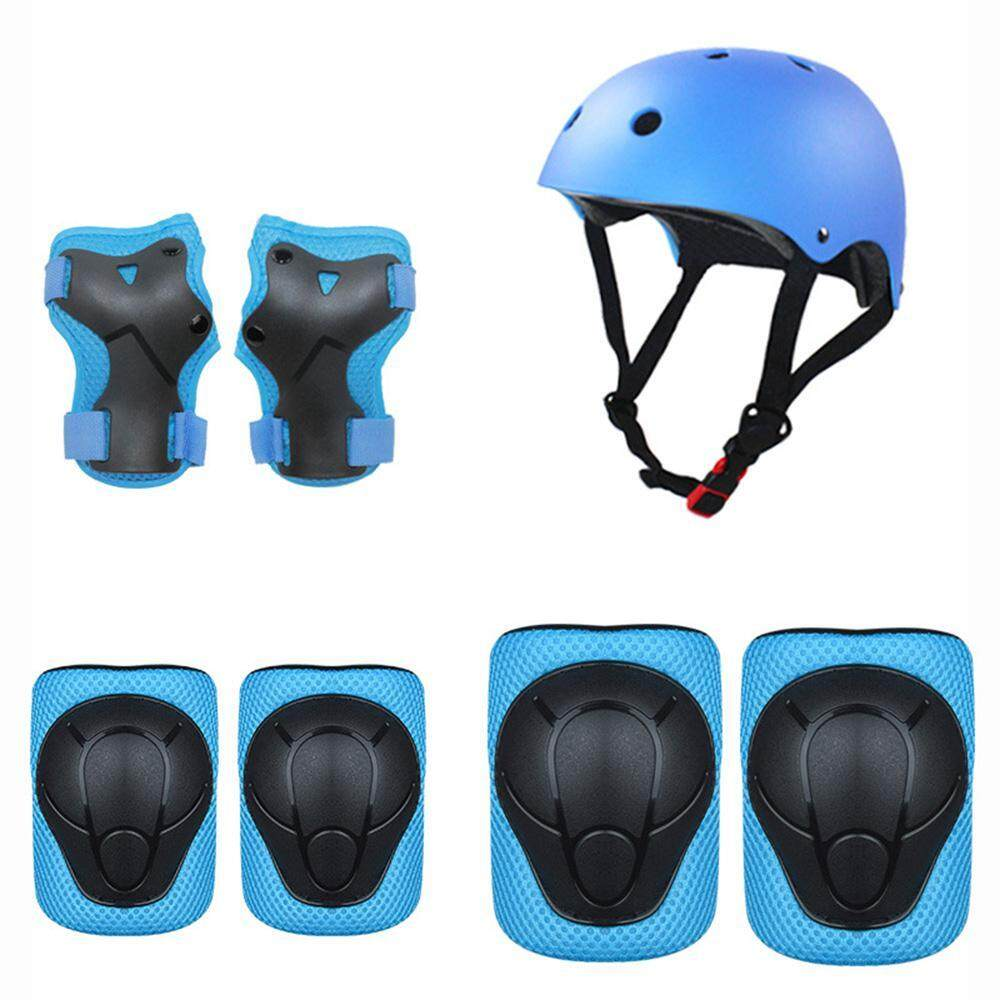 Kids Children Skiing Skating Knee//Elbow//Wrist Pad Palm Guard Protective Gear