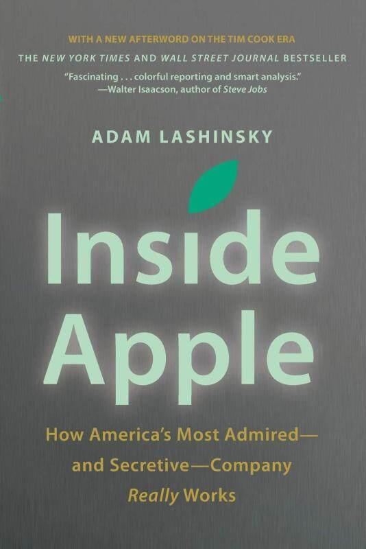 INSIDE APPLE ADAM LASHINSKY Malaysia