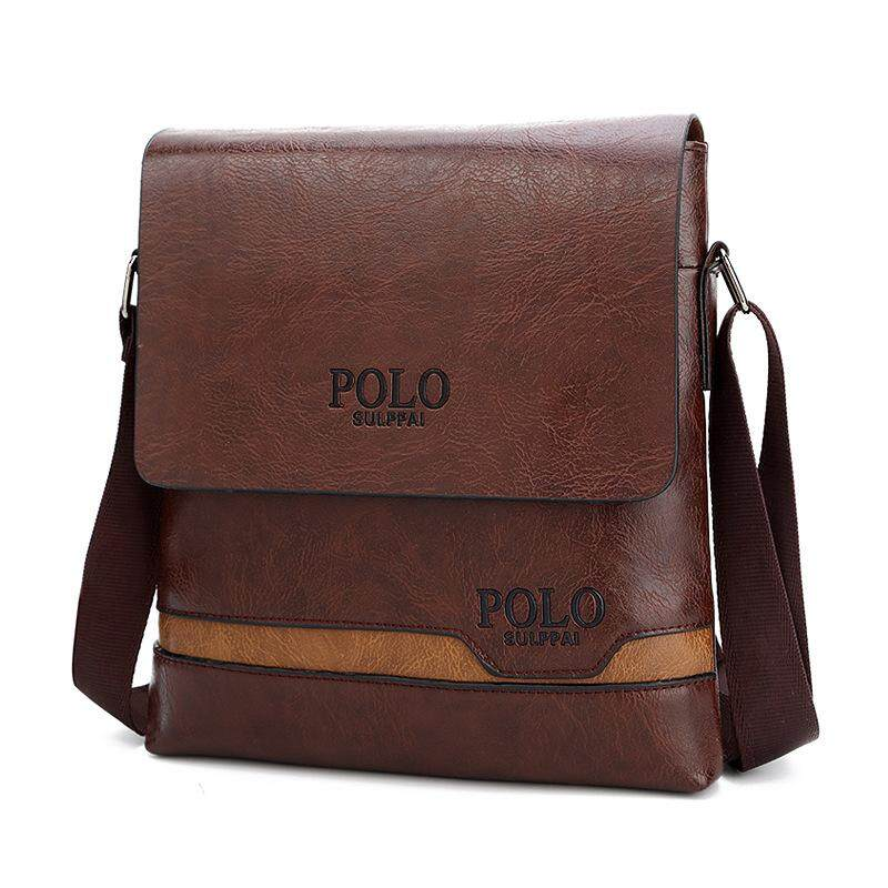 New vertical mesh model backpack Messenger men's men's shoulder shoulder bag business casual bag