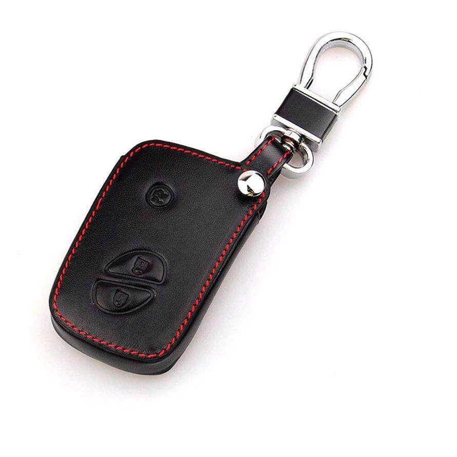 OSMAN For Byd Cowhide Key Case Remote Control Special Leather Key Case Hand Sewing