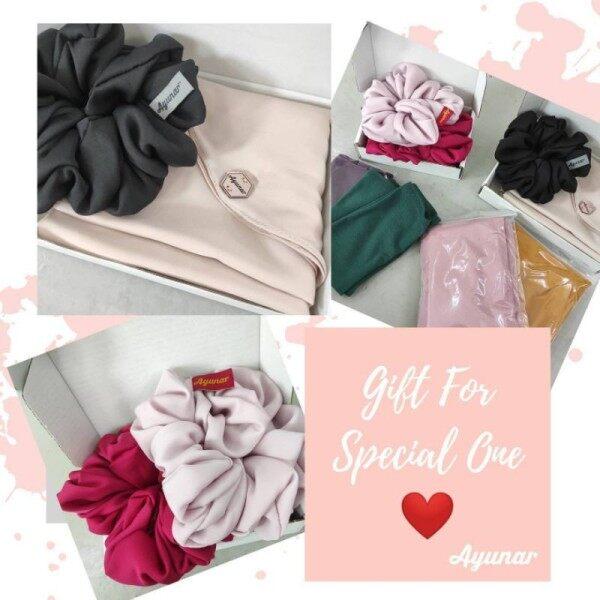 Gift Box ( Add On ) Empty Box/Kotak Kosong- free wish sticker and ribbon