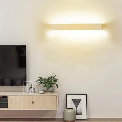 BRELONG LED Indoor Living Room Bedroom Bedside Wall Lamp 22W (WARM WHITE)