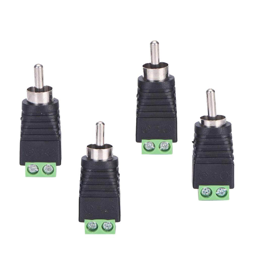 Phone Connectors Audio Jacks 100 pieces