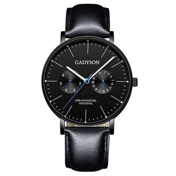 In Stock Fashion Mens Watches Stainless Steel Casual Quartz Analog Wrist Watch On Sale Malaysia