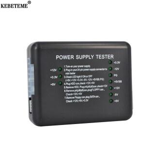 KEBETEME Bộ Kiểm Tra Nguồn Điện Ổ Cứng PSU ATX SATA 20 24 Pin Checker Meter Dụng Cụ Chẩn Đoán Chỉ Thị LED Đo, Thử Nghiệm Đối Với Máy Tính PC thumbnail