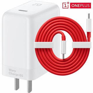 Bộ Đổi Nguồn OnePlus Warp Charge 65 Chính Hãng Cáp Loại C Đến Loại C 1M, Dành Cho OnePlus 8T One Plus 3 3T 5 5T 6 6T 7 7T Pro 8 8pro thumbnail