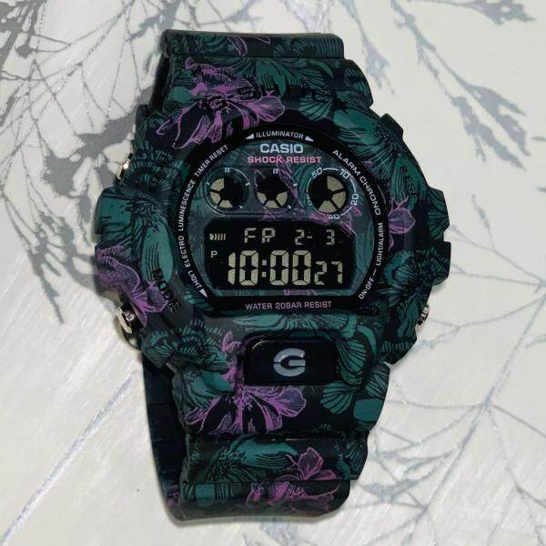 G SHOCK_FLORA_ DIGITAL FOR UNISEX HAIGH QUALITY Malaysia