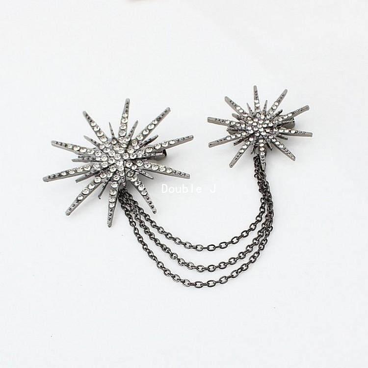 ... Fashion Wanita Kristal Solid Hook Rhinestone Alloy DROP Menjuntai Anting Anting Perak Berlapis Internasional Source