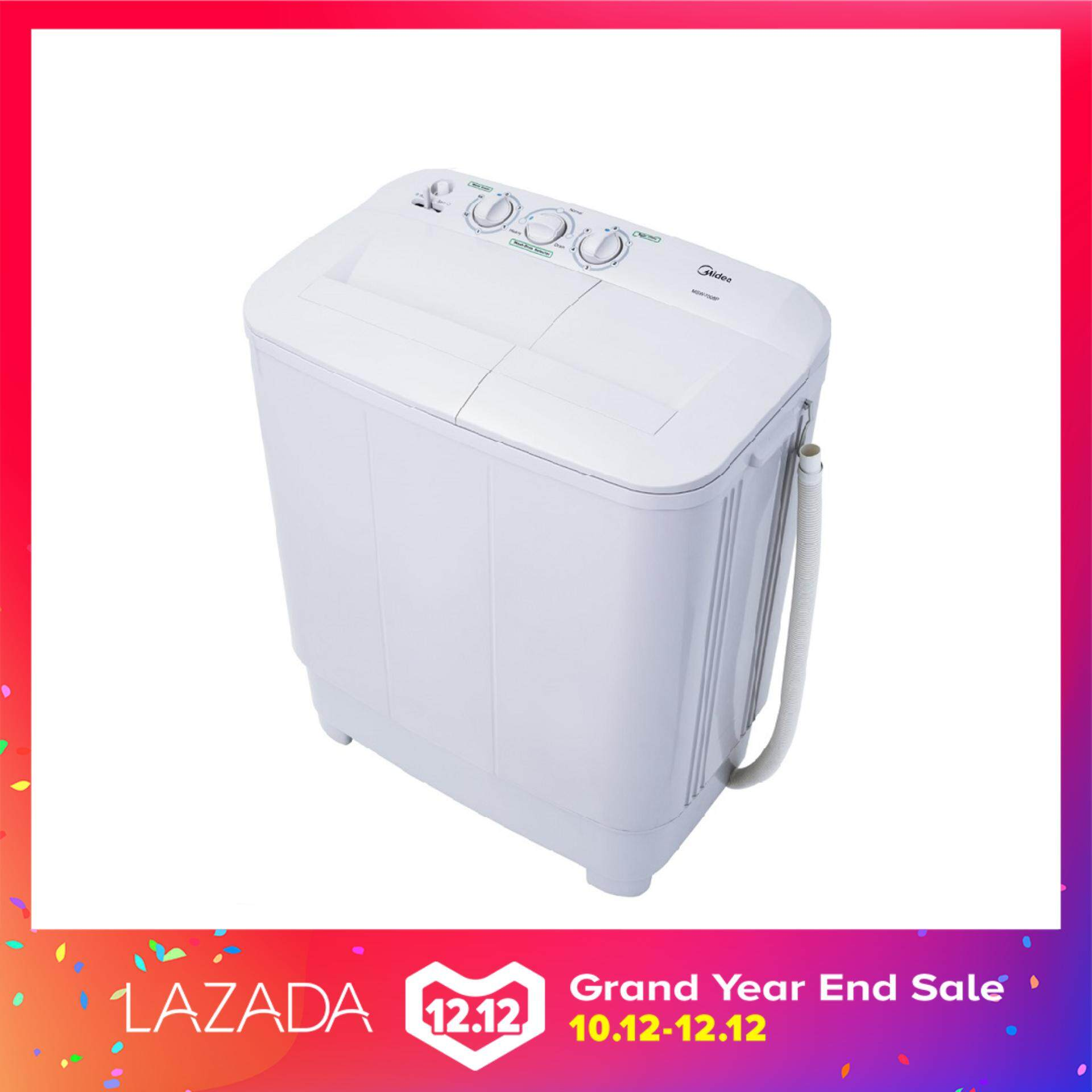 Washing Machine Buy At Best Price In Malaysia Toshiba Wiring Diagram Midea 11kg Semi Auto Msw 1108p