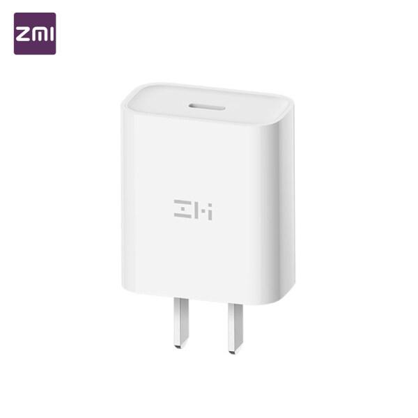 Bộ Sạc Nhanh Xiaomi ZMI USB Type-C 18W, Phích Cắm Mini Bộ Chuyển Đổi Điện Thoại Di Động Bộ Sạc Du Lịch Ổ Cắm Sạc Tường PD3.0 Sạc Nhanh Cho iPhone Xiaomi Huawei 100-240V