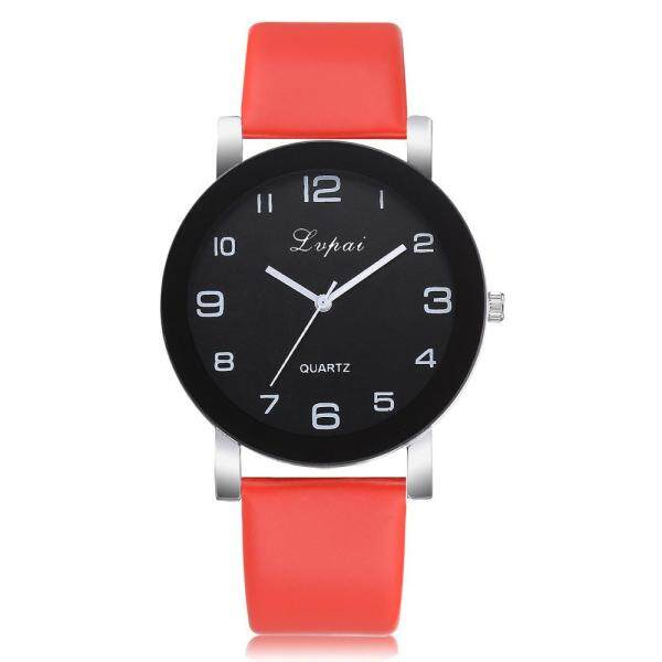 CNB2C Lvpai Womens Casual Quartz Leather Band Watch Analog Wrist Watch Malaysia