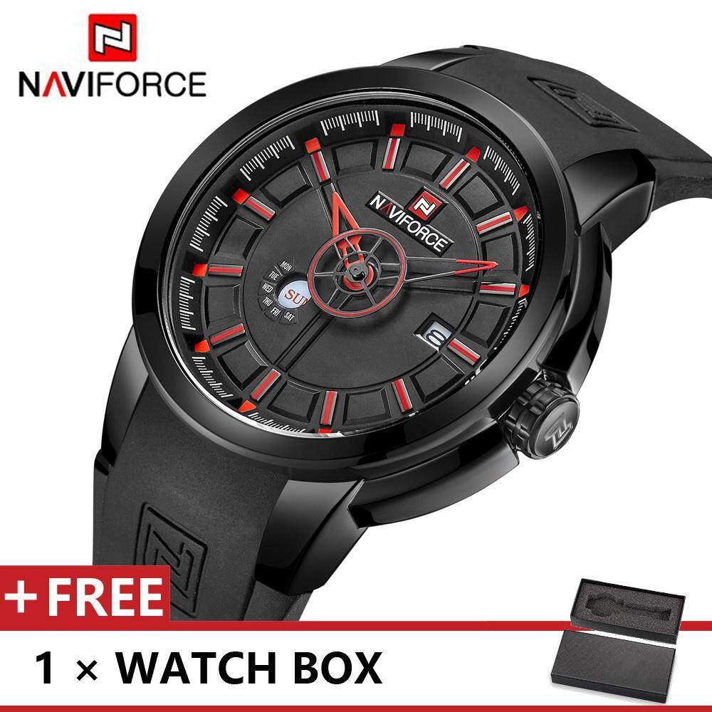 827f1d749 NAVIFORCE Top Luxury Brand Watch Famous Fashion Sports Cool Men Quartz Watches  Waterproof Wristwatch For Male