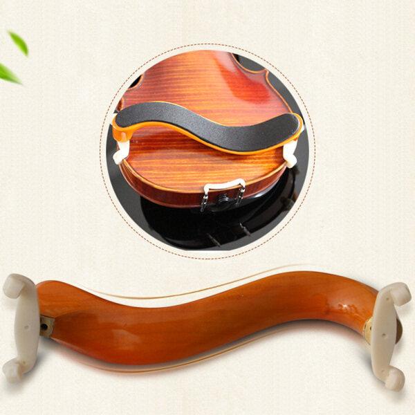 Phần Còn Lại Của Đàn Violin Có Thể Điều Chỉnh Cho Đàn Violin 3/4 Và 4/4 Cho Người Mới Bắt Đầu Người Chơi Trung Cấp Người Chơi Chuyên Nghiệp