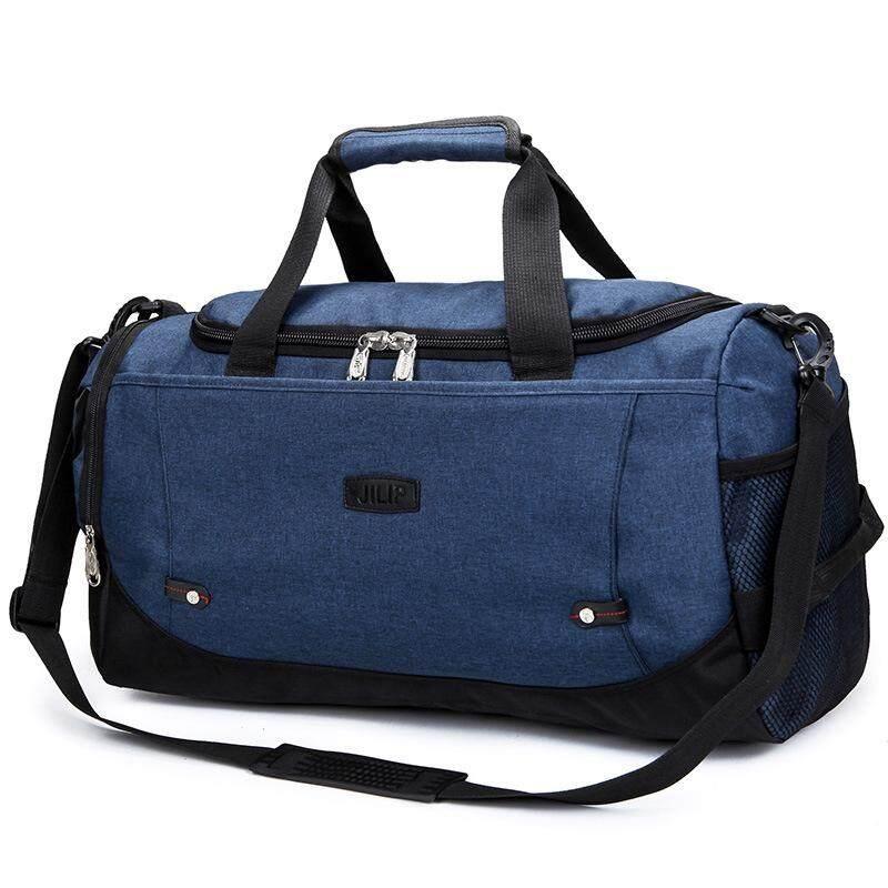 f8f3a6d1f7 Scione Nylon Travel Bag Large Capacity Men Hand Luggage Travel Duffle Bags  Nylon Weekend Bags Women
