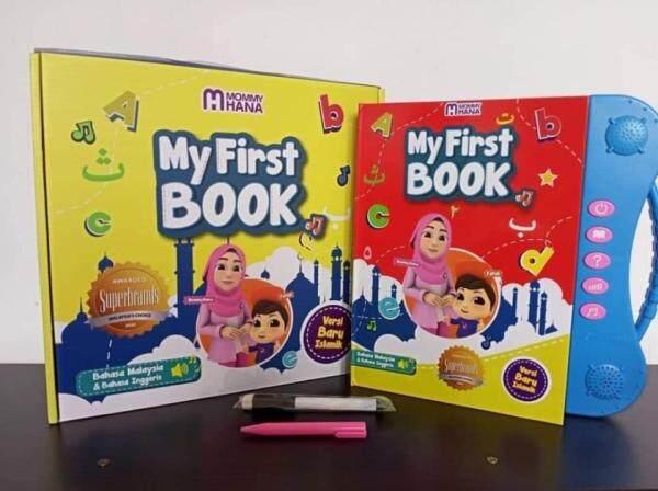 My First Book by MommyHana (MFB) Freegift provided Malaysia