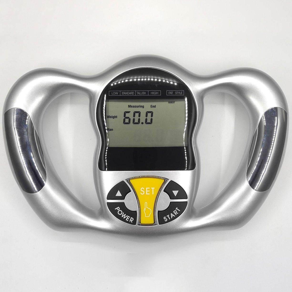 Best Sales Body Fat Measuring Instrument Body Bmi 6 Seconds Fat Measuring Instrument