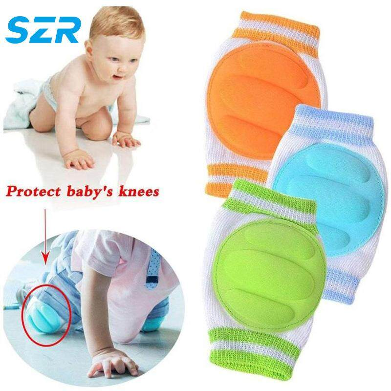 Baby Knee Pad Infant Crawling Safety Protector Crawling Knee//Elbow Pads(5 Pairs)