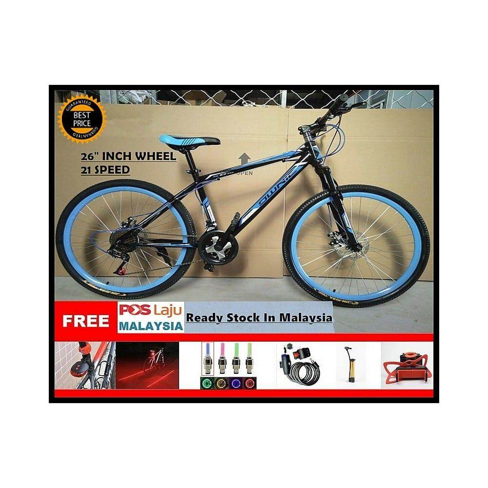 Mountain Bike Wheel 21 Speed By Max Radiance Trading.