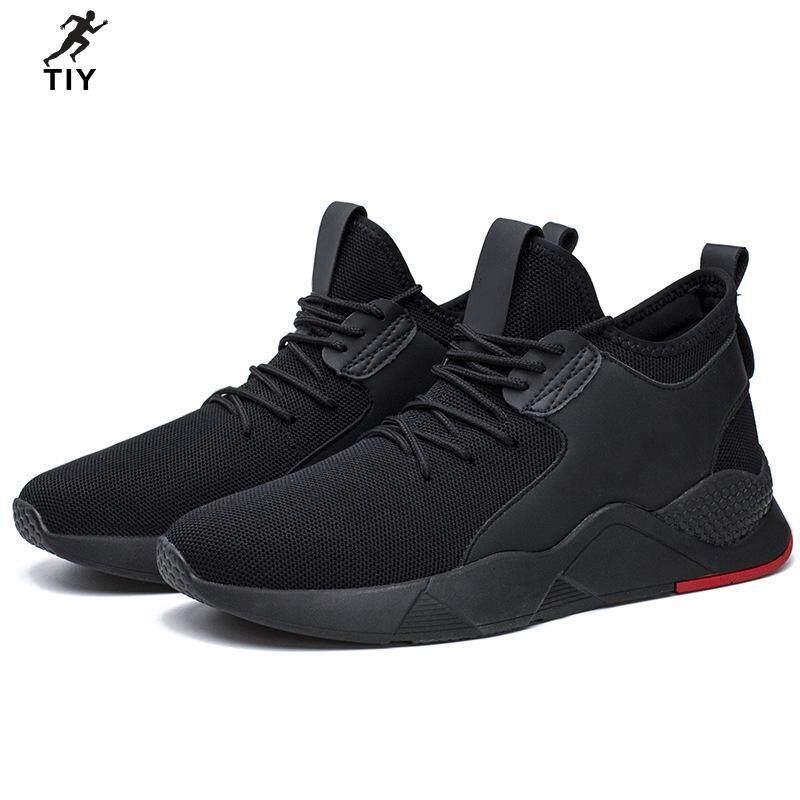 Tiy【hot Sale】 Nam Thoáng Khí Thể Thao Chạy Bộ Nhanh Khô Giày Đi Bộ Giày Sneaker 【Within 48 Hours】