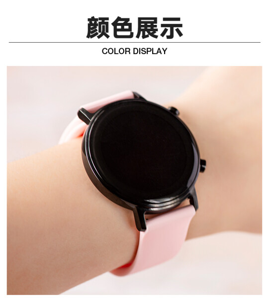 {HOT SALE SPOT} Gt2 huawei watch strap silicone wristbands glory magic2 fluorine rubber watchgt intelligent motion band 20 mm general 2 pro bracelet to replace with the original Malaysia