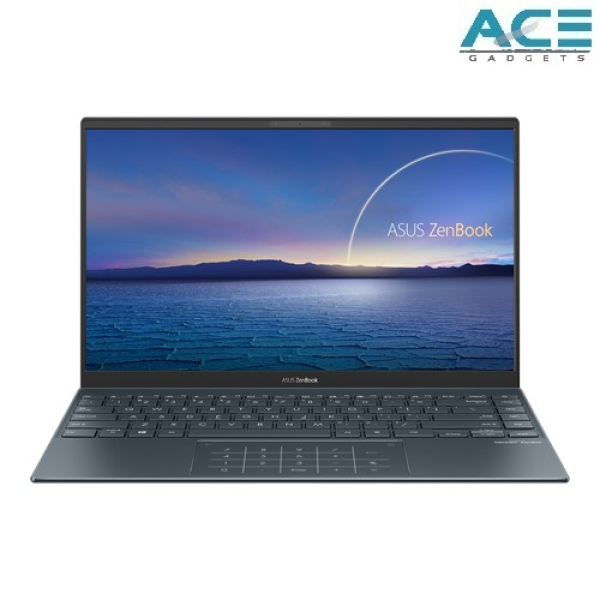 Asus ZenBook 14 UX425J-AB688TS Notebook (i5-1035G1/8GB DDR4/512GB PCIe/Intel/14FHD/Win10+Ms Office H&S) Malaysia