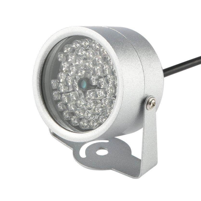 TOP 48 ĐÈN LED chiếu sáng Đèn HỒNG NGOẠI có Hồng Ngoại Quay Ban Đêm Lấp Đầy Ánh Sáng Cho Camera