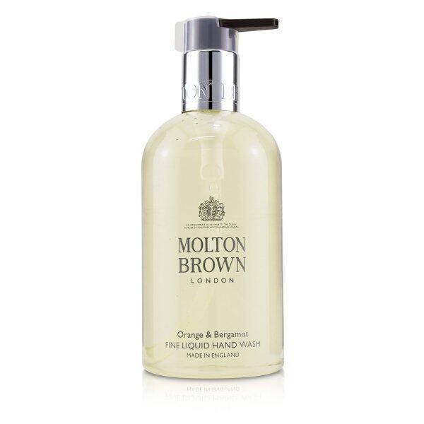 Buy MOLTON BROWN - Orange & Bergamot Fine Liquid Hand Wash 300ml/10oz Singapore