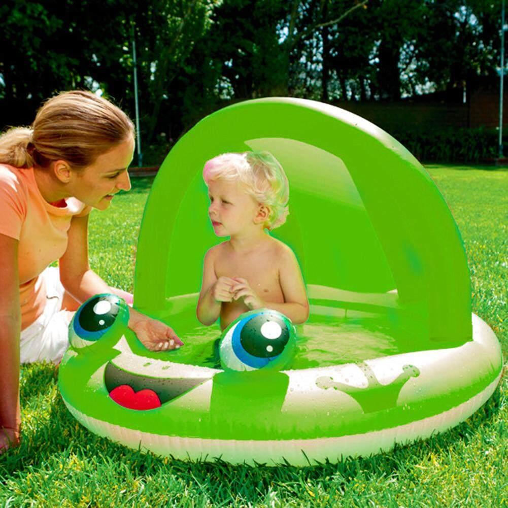 Sunshade Inflatable Baby Inflatable Pool Kids Toys Play Pool Tub Shachi Ocean Ball Pools