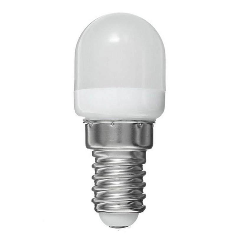 LED Mini Đèn Tủ Lạnh E14 2 Wát 220V Màu Trắng Sữa Bìa T22 Bulb Đèn Tiết Kiệm Năng Lượng Cho Tủ Lạnh, Máy May, Phạm Vi Mũ Trùm, Đèn Chùm, Đèn Bàn, Đèn Đêm