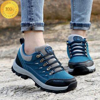 Oscrobie Giày Đi Bộ Đường Dài Phụ Nữ Leo Núi Giày Giày Thể Thao Nữ Giày Thể Thao Nữ Đối Với Phụ Nữ Giày Đi Bộ Đường Dài Giảm Giá thumbnail