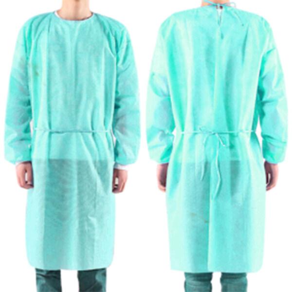 10 Cái/lốc Không-Dệt Bảo Vệ An Ninh Phù Hợp Với Dùng Một Lần Váy Cô Lập