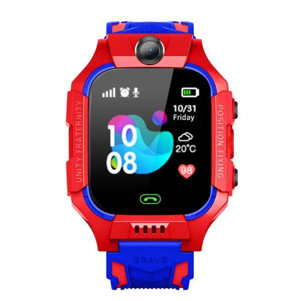 Z6 smart childrens phone watch 2G network GPS positioning with camera Malaysia