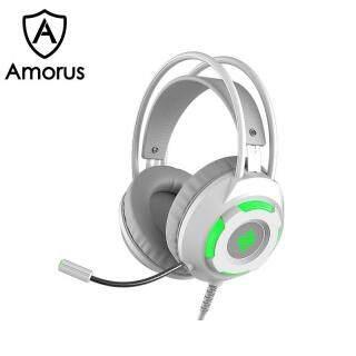 Tai nghe chơi game AMORUS Ajazz ax120, 7.1 kênh chống ồn, có mic thumbnail