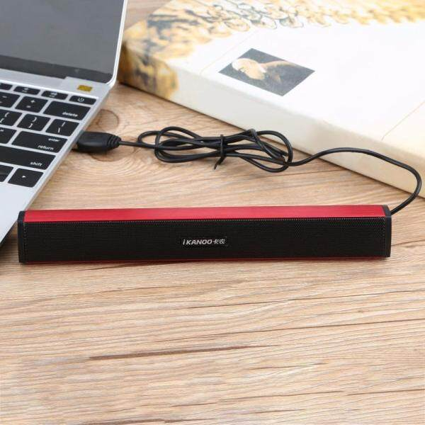 N12 Usb Laptop Portable Stereo Speaker Audio Soundbar Mini Usb Laptop Portable Speakers Sound Bar Speakers To Pc Hot New Malaysia