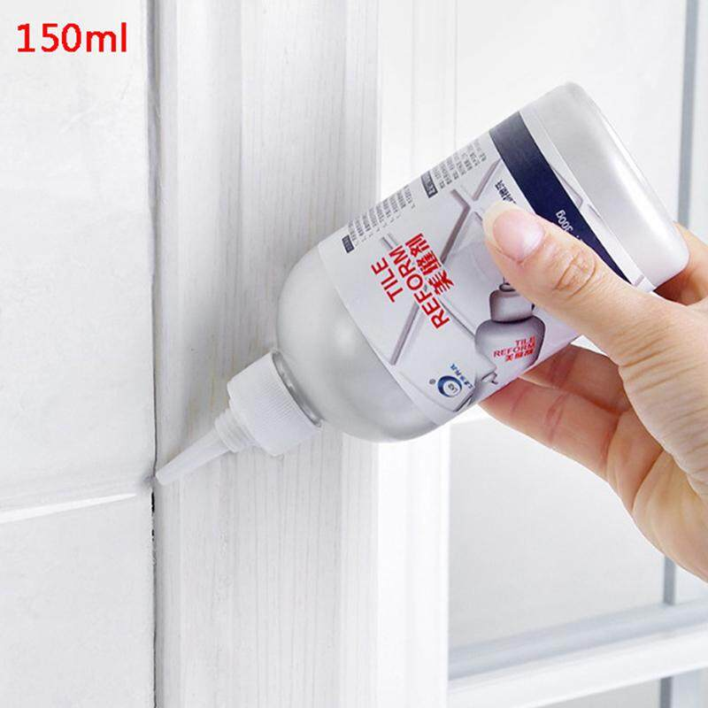 Rilakku 150ML Tile Gap Refill Agent Tile Reform Coating Mold Cleaner Sealer Repair Glue