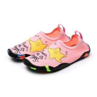Giày Đi Nước Ngoài Trời Cho Trẻ Em, Tất Yoga Dưới Nước Nhanh Khô Chân Trần Giày Lội Nước Lặn Mềm Hình Động Vật Bé Trai Bé Gái Bãi Biển Bơi Giày thumbnail